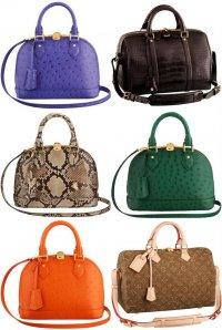 Сумки из круизной коллекции Louis Vuitton