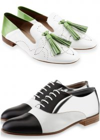 Коллекция Fratelli Rossetti для Shoescribe.com
