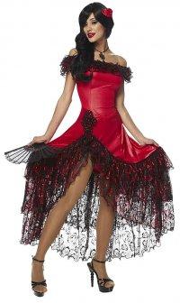 Костюмы на Хэллоуин: танцовщица фламенко