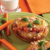 Блюда на Хэллоуин: сэндвичи «Фонарь Джека»