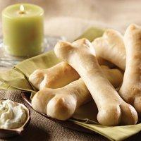 Блюда на Хэллоуин: хлебная косточка
