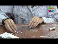 Как сделать бусы из полимерной глины? Видеоурок