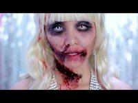 Макияж на Хэллоуин: Барби-зомби