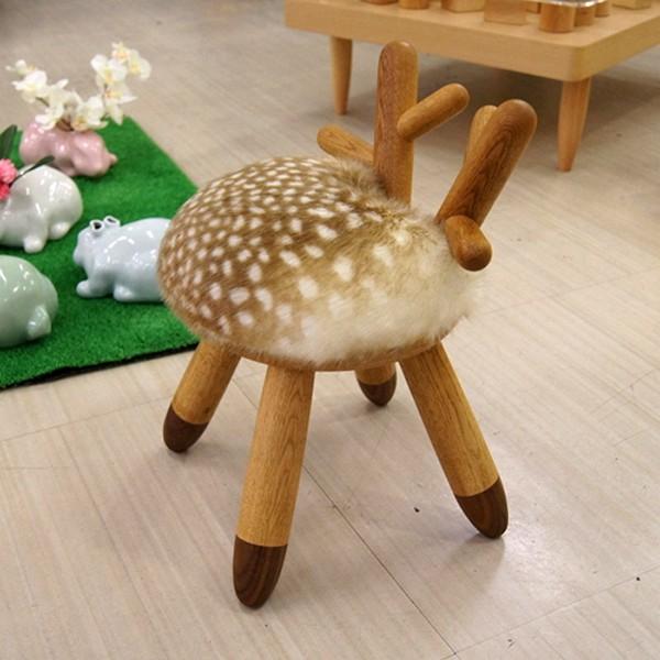 Рожки да ножки: стул Bambi от Takeshi Sawada