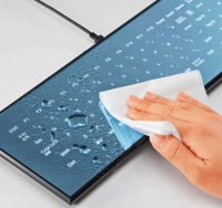 Сенсорная клавиатура Minebea Cool Leaf Keyboard