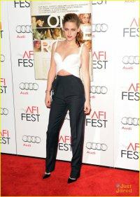 Кристен Стюарт на премьере «На дороге» на AFI Fest