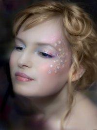 Идеи для новогоднего макияжа: нежная зима