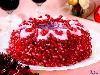 Салат «Гранатовый браслет»: рецепт 1