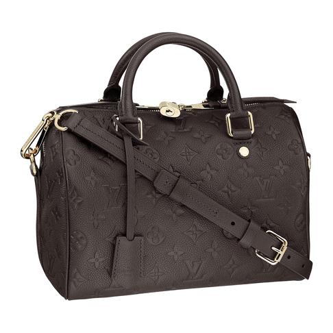Обновление легендарной сумки Louis Vuitton Speedy Bandouliere 25