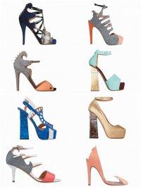 Aperlai выпустили коллекцию туфель по мотивам полотен великих художников