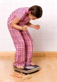 Диета для подростков, или как отговорить ребенка не быть похожей на тощую модель