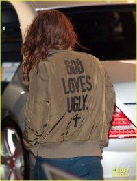 Кристен Стюарт верит, что Бог любит уродов