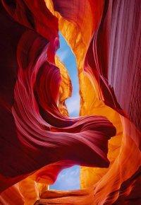 Извечная красота каньона Антилопы
