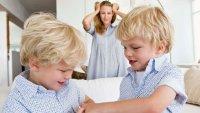 Почему дети ссорятся: родительское внимание