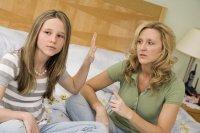 Почему подросток врет: защита