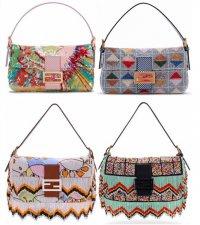 Предвесенняя коллекция сумок  Fendi