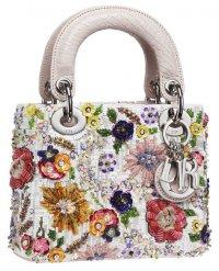 Рождественская сумка от Dior