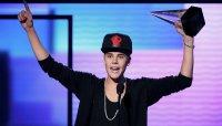 Джастин Бибер получил премию American Music Awards