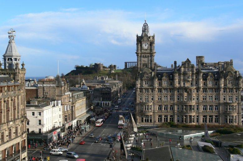 Что посмотреть в Эдинбурге?