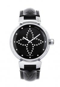 Louis Vuitton представляют новую линию часов Tambour Forever Black & White