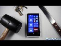 Испытание на прочность: Nokia Lumia 920