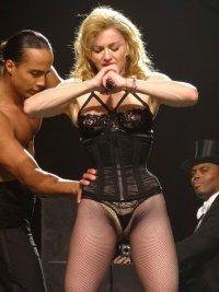 Мадонна готова показать своим фанатам все