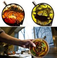 The Porthole: креативный сосуд для необычных напитков