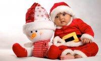 Что подарить маленькому ребенку на Новый год?