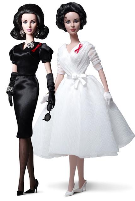 Куклы Барби, посвященные Элизабет Тейлор