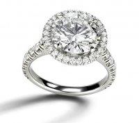 Обручальное кольцо Cartier Destinée