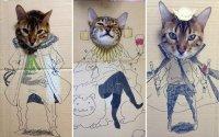 Кошачий косплей