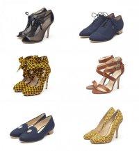 Коллекция обуви Liam Fahy весна-лето 2013