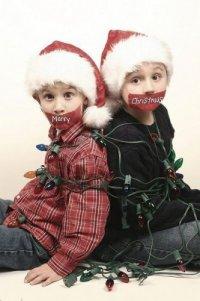 Рождественское фото для вдохновения