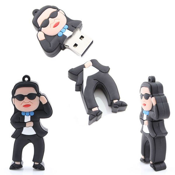 Флешка для фанатов Gangnam Style