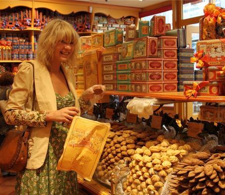 Идея для бизнеса: магазин печенья