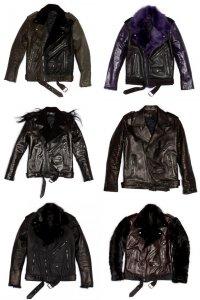 Капсульная коллекция байкерских курток BLK DNM