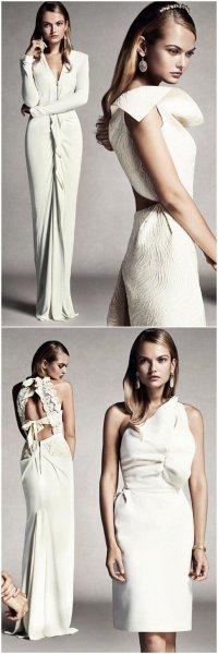 Свадебные платья Roland Mouret