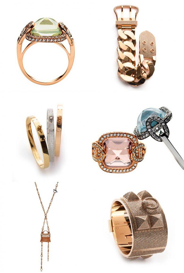 Новая коллекция украшений Hermès Haute Bijouterie