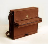 Сумка-фортепиано Piano Bag от Krukrustudio