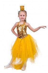 Новогодние костюмы своими руками: костюм Золотой рыбки