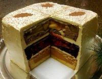 Самые необычные десерты в мире: пирог 3 в 1 Cherpumple