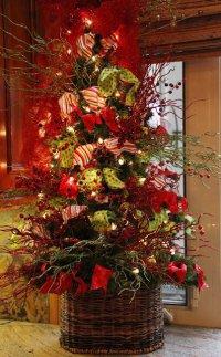 Новогоднее «дерево» для кухни