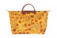 Лимитированная коллекция сумок Leopard Flourish от Джереми Скотта