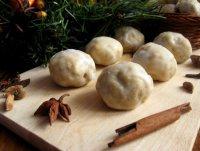 Немецкое рождественское печенье Пфеффернюссе (Pfeffernüsse)