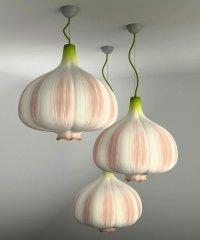 Антивампирский светильник Garlic Lamp