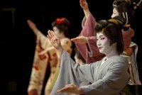 Эйтаро — единственный мужчина-гейша в Японии