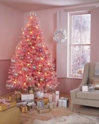 Украшение дома к Новому году по фэн-шуй: елка
