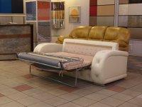 Виды диванов: «французские раскладушки»