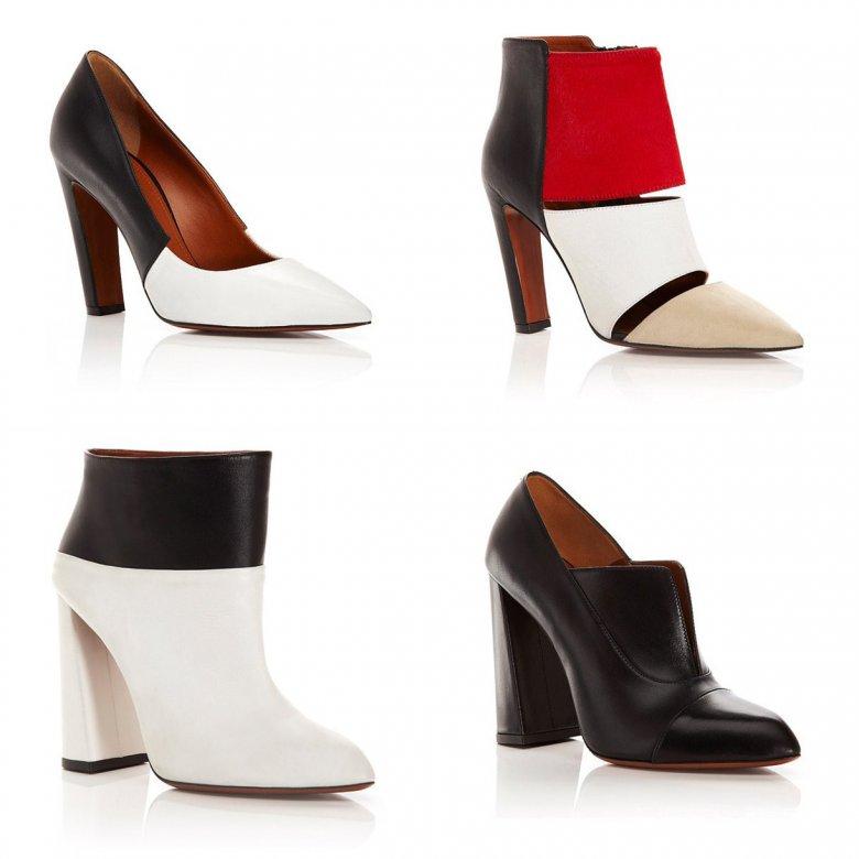 Коллекция обуви Calvin Klein pre-fall 2013
