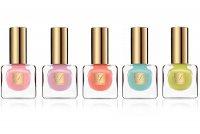 Весенняя коллекция лаков  Estee Lauder Macarons Pure Color